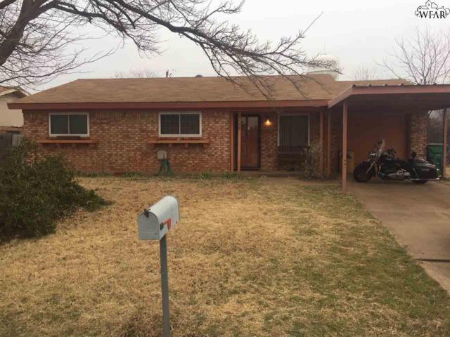 1323 Westridge Lane, Iowa Park, TX 76367 (MLS #147890) :: WichitaFallsHomeFinder.com