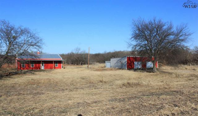 338 Myers Road, Henrietta, TX 76365 (MLS #147924) :: WichitaFallsHomeFinder.com