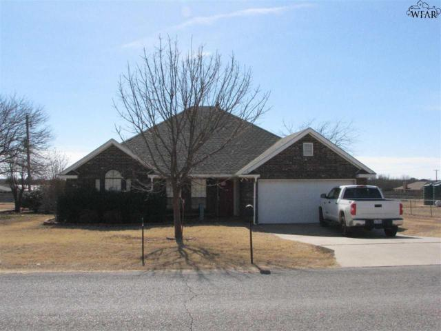 4117 Country Meadows Drive, Iowa Park, TX 76367 (MLS #147940) :: WichitaFallsHomeFinder.com