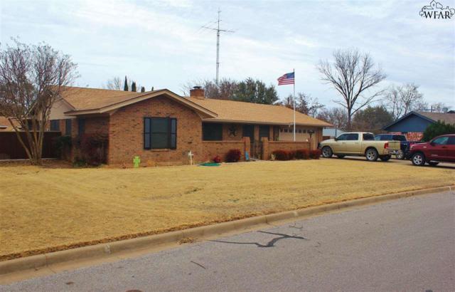 1026 Jan Lee Drive, Burkburnett, TX 76354 (MLS #148015) :: WichitaFallsHomeFinder.com