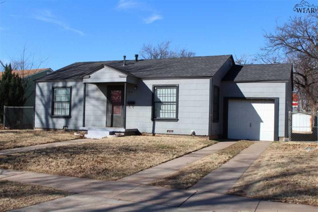 3316 Sherwood Lane, Wichita Falls, TX 76308 (MLS #148019) :: WichitaFallsHomeFinder.com