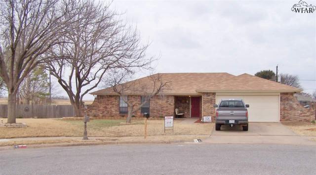 8 Flat Top Circle, Wichita Falls, TX 76308 (MLS #148021) :: WichitaFallsHomeFinder.com