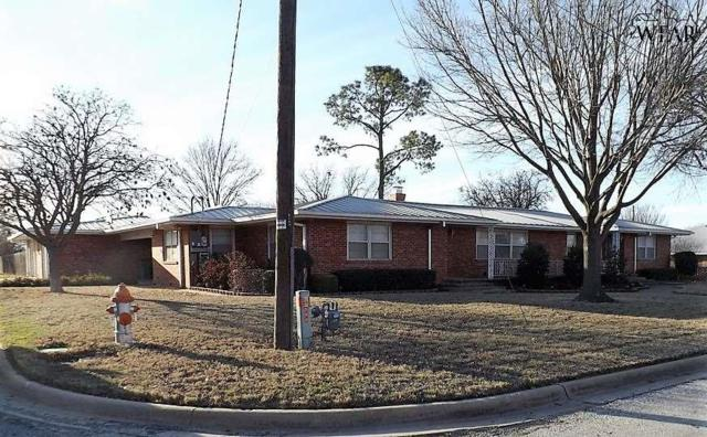 215 S Carroll Street, Henrietta, TX 76365 (MLS #148194) :: WichitaFallsHomeFinder.com