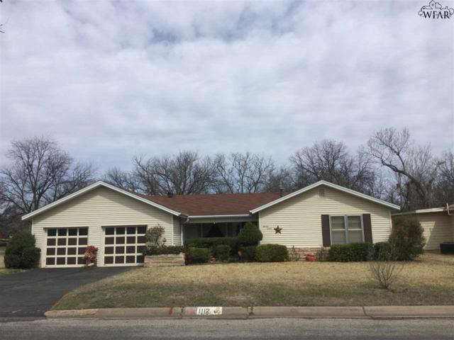 1112 W Oak Street, Olney, TX 76374 (MLS #148222) :: WichitaFallsHomeFinder.com