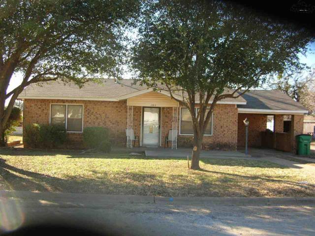 105 S Mulberry Street, Archer City, TX 76351 (MLS #148413) :: WichitaFallsHomeFinder.com