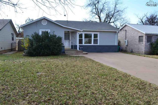 519 W Aldine Street, Iowa Park, TX 76367 (MLS #148488) :: WichitaFallsHomeFinder.com