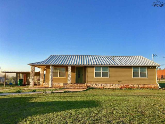 403 W South Street, Archer City, TX 76351 (MLS #148523) :: WichitaFallsHomeFinder.com