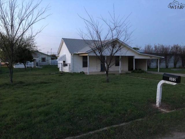 302 E Commerce Street, Henrietta, TX 76365 (MLS #148595) :: WichitaFallsHomeFinder.com