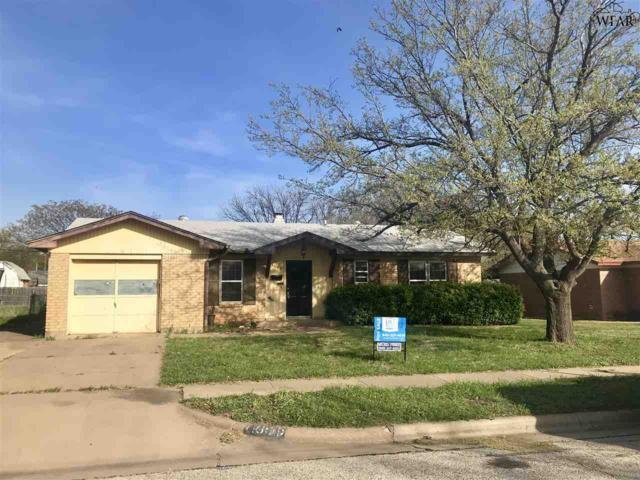 4609 Tammy Drive, Wichita Falls, TX 76306 (MLS #148617) :: WichitaFallsHomeFinder.com