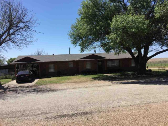 1211 Smith Street, Throckmorton, TX 76483 (MLS #148641) :: WichitaFallsHomeFinder.com