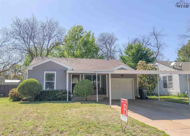 3416 Barrett Place, Wichita Falls, TX 76308 (MLS #148649) :: WichitaFallsHomeFinder.com