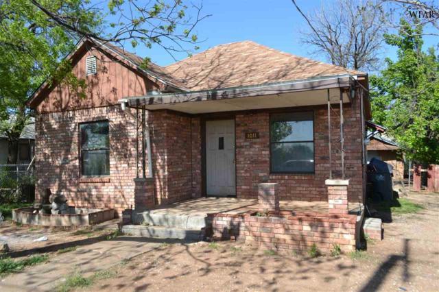 1011 Burkburnett Road, Wichita Falls, TX 76304 (MLS #148653) :: WichitaFallsHomeFinder.com
