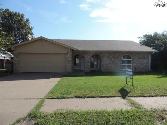 4 Chanute Circle, Wichita Falls, TX 76306 (MLS #148661) :: WichitaFallsHomeFinder.com