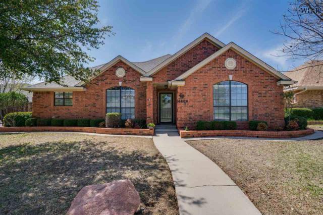 4606 Willow Bend Drive, Wichita Falls, TX 76310 (MLS #148662) :: WichitaFallsHomeFinder.com