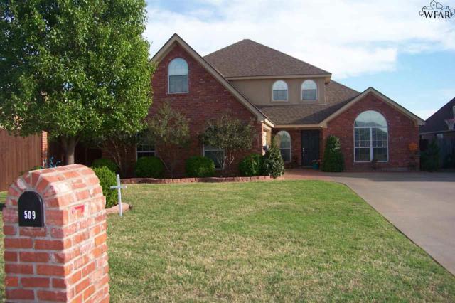 509 E Texas Avenue, Iowa Park, TX 76367 (MLS #148663) :: WichitaFallsHomeFinder.com