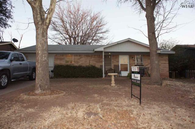 213 E Garden Drive, Iowa Park, TX 76367 (MLS #148669) :: WichitaFallsHomeFinder.com