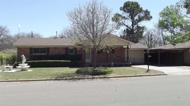 1000 E Beverly Loop, Burkburnett, TX 76354 (MLS #148671) :: WichitaFallsHomeFinder.com