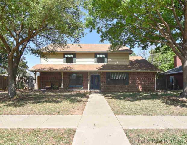 1510 Grant Street, Wichita Falls, TX 76309 (MLS #148672) :: WichitaFallsHomeFinder.com