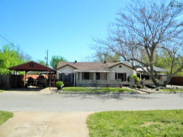 132 Lilac Street, Burkburnett, TX 76354 (MLS #148681) :: WichitaFallsHomeFinder.com
