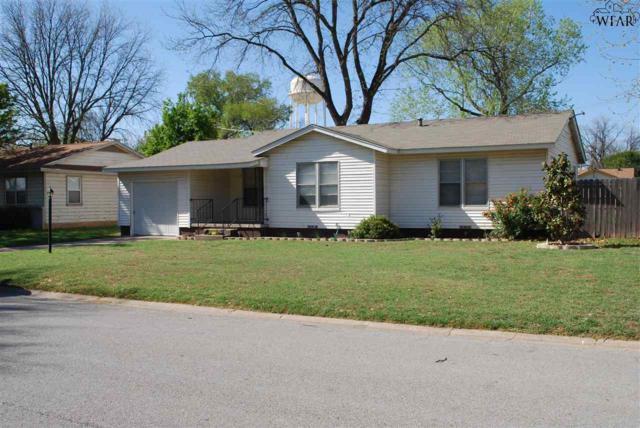 515 Sycamore Drive, Burkburnett, TX 76354 (MLS #148684) :: WichitaFallsHomeFinder.com