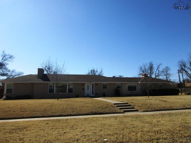 2829 Paradise Street, Vernon, TX 76384 (MLS #148686) :: WichitaFallsHomeFinder.com
