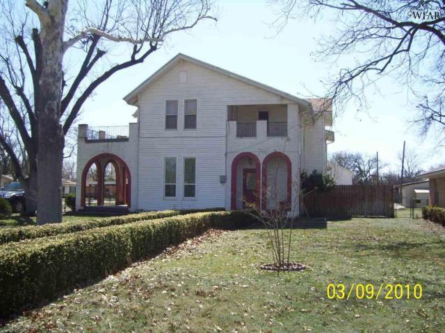 2705 Yamparika Street, Vernon, TX 76384 (MLS #148696) :: WichitaFallsHomeFinder.com