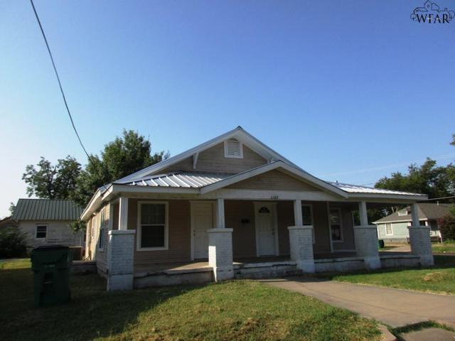 1727 London Street, Vernon, TX 76384 (MLS #148698) :: WichitaFallsHomeFinder.com