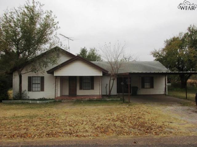 436 S Avenue H, Chillicothe, TX 79225 (MLS #148700) :: WichitaFallsHomeFinder.com