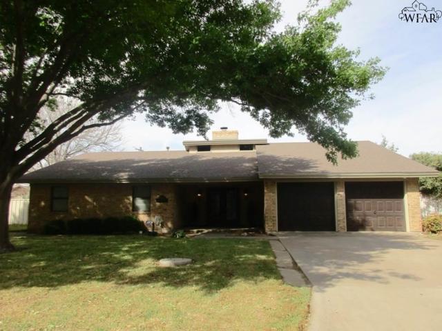2604 Twin Oaks Drive, Vernon, TX 76384 (MLS #148710) :: WichitaFallsHomeFinder.com