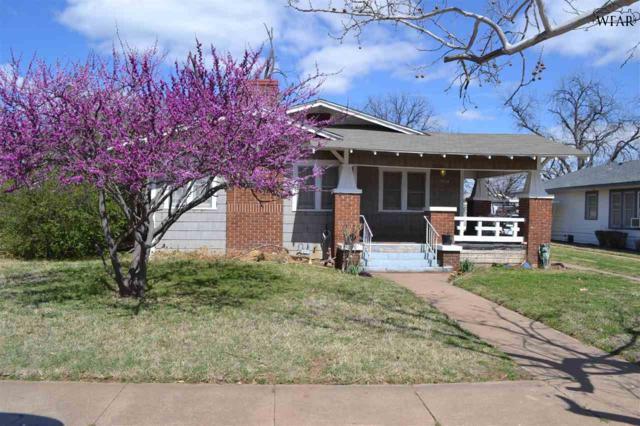 1904 Pearl Avenue, Wichita Falls, TX 76301 (MLS #148729) :: WichitaFallsHomeFinder.com