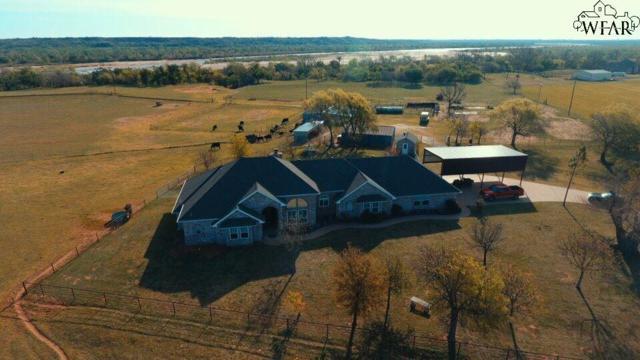 2479 Ashton Road, Burkburnett, TX 76354 (MLS #148730) :: WichitaFallsHomeFinder.com