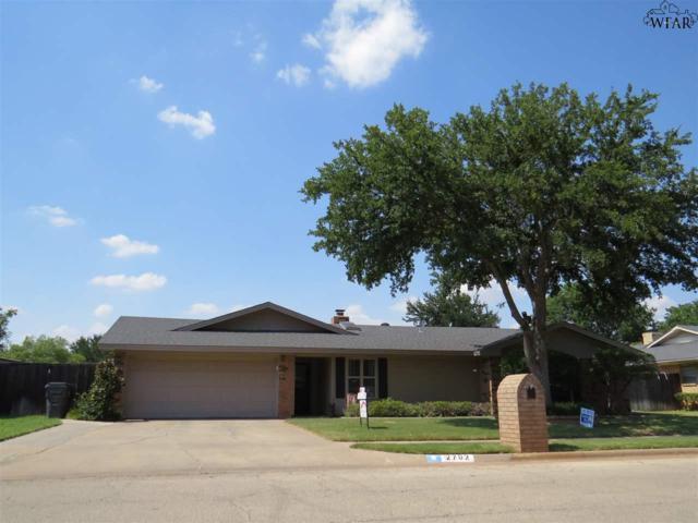 2702 Elmwood Avenue, Wichita Falls, TX 76308 (MLS #148734) :: WichitaFallsHomeFinder.com