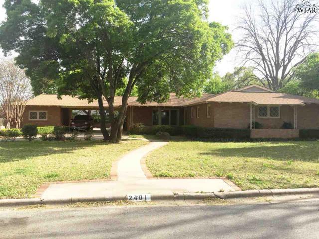 2401 Lou Lane, Wichita Falls, TX 76308 (MLS #148741) :: WichitaFallsHomeFinder.com