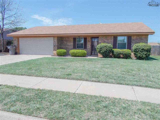 4312 Greenridge, Wichita Falls, TX 76306 (MLS #148766) :: WichitaFallsHomeFinder.com