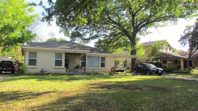2411 Dartmouth Street, Wichita Falls, TX 76308 (MLS #148769) :: WichitaFallsHomeFinder.com