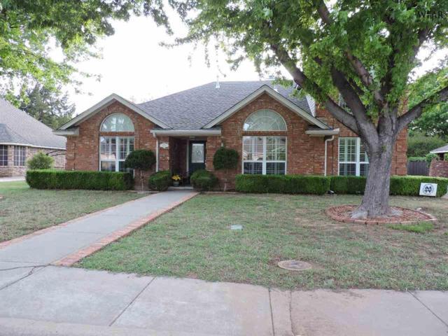 4310 Grants Glen, Wichita Falls, TX 76309 (MLS #148770) :: WichitaFallsHomeFinder.com