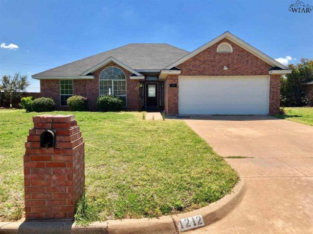 1212 Parliament Street, Burkburnett, TX 76354 (MLS #148779) :: WichitaFallsHomeFinder.com