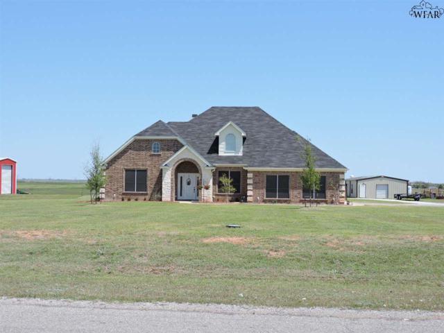582 Vaughn Road, Burkburnett, TX 76354 (MLS #148781) :: WichitaFallsHomeFinder.com