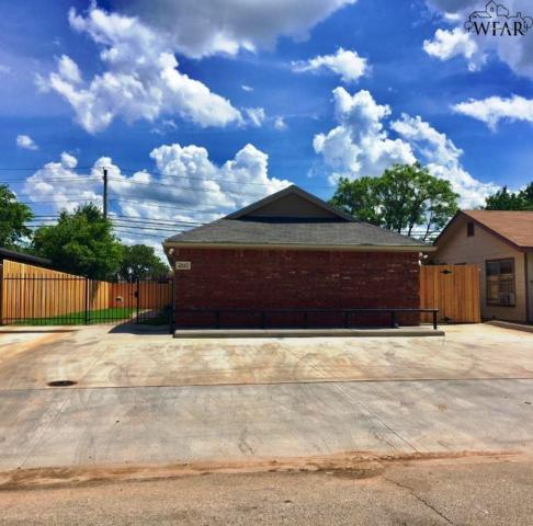 2947 Cunningham Drive, Wichita Falls, TX 76308 (MLS #148864) :: WichitaFallsHomeFinder.com
