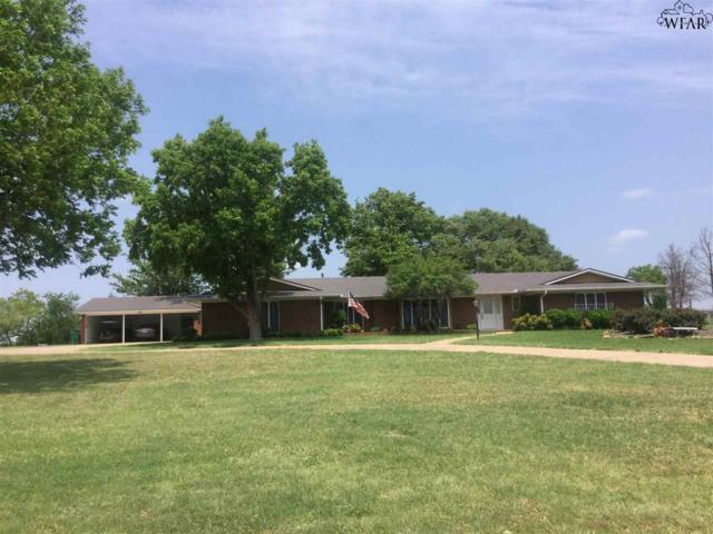118 Fairway Drive, Olney, TX 76374 (MLS #149013) :: WichitaFallsHomeFinder.com