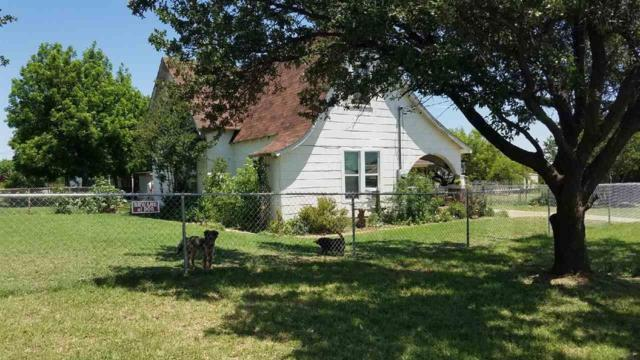 219 E Main Street, Archer City, TX 76351 (MLS #149121) :: WichitaFallsHomeFinder.com