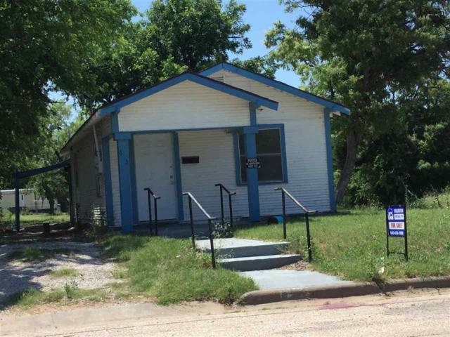 613 N Avenue C, Olney, TX 76374 (MLS #149234) :: WichitaFallsHomeFinder.com