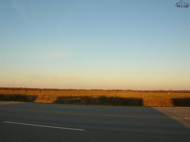 6.33 acres Hwy 281, Wichita Falls, TX 76310 (MLS #149253) :: WichitaFallsHomeFinder.com