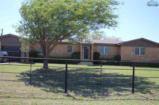 1806 Berend Road, Windthorst, TX 76389 (MLS #149380) :: WichitaFallsHomeFinder.com