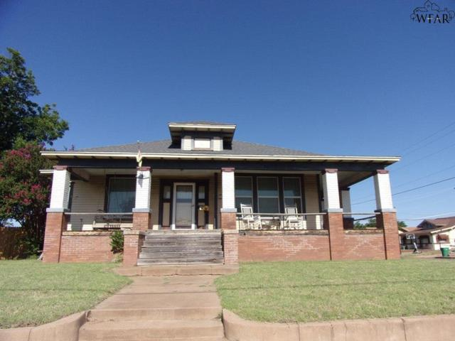 2204 Main Street, Vernon, TX 76384 (MLS #149422) :: WichitaFallsHomeFinder.com