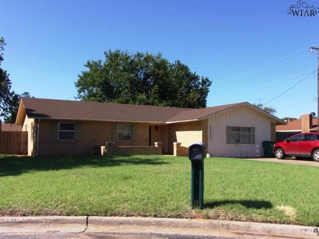 2825 Peck Circle, Vernon, TX 76384 (MLS #149423) :: WichitaFallsHomeFinder.com