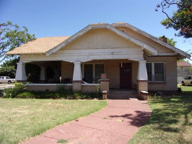2903 Yamparika Street, Vernon, TX 76384 (MLS #149496) :: WichitaFallsHomeFinder.com