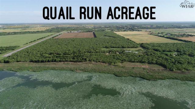 57 Acres Quail Run, Wichita Falls, TX 76310 (MLS #149554) :: WichitaFallsHomeFinder.com