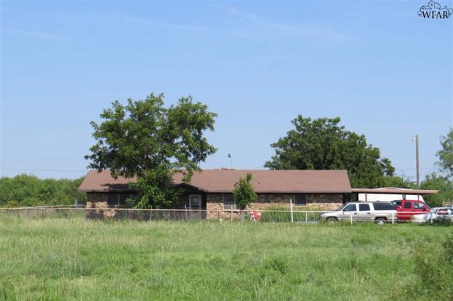 1109 E Olive Street, Holliday, TX 76365 (MLS #149618) :: WichitaFallsHomeFinder.com