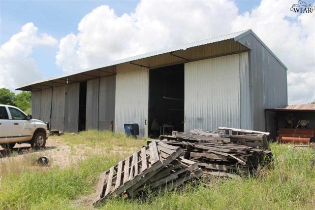 204 N Vine Street, Archer City, TX 76351 (MLS #149620) :: WichitaFallsHomeFinder.com